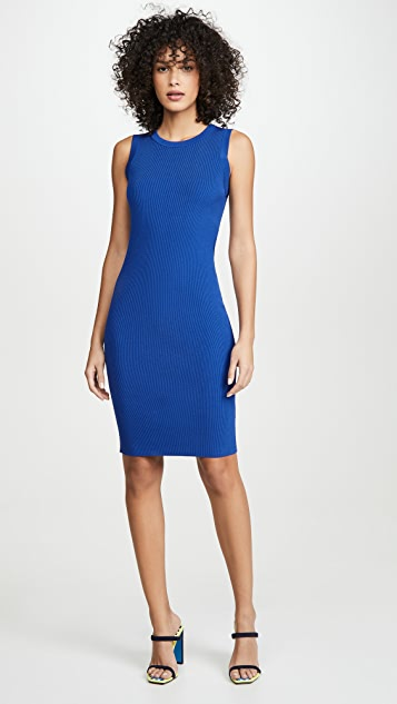 Helmut Lang Dresses Crew Neck Dress