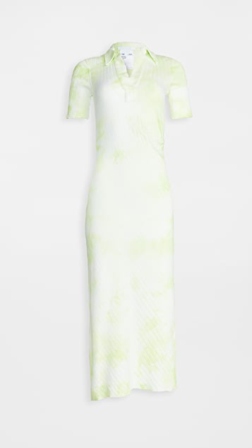 Helmut Lang Polo Dress