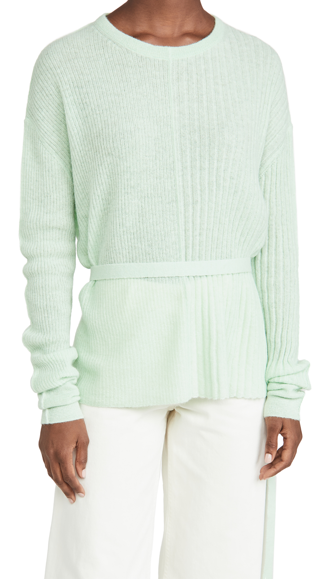 Helmut Lang Strap Crew Sweater