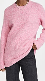 Helmut Lang Brushed Crew Sweater