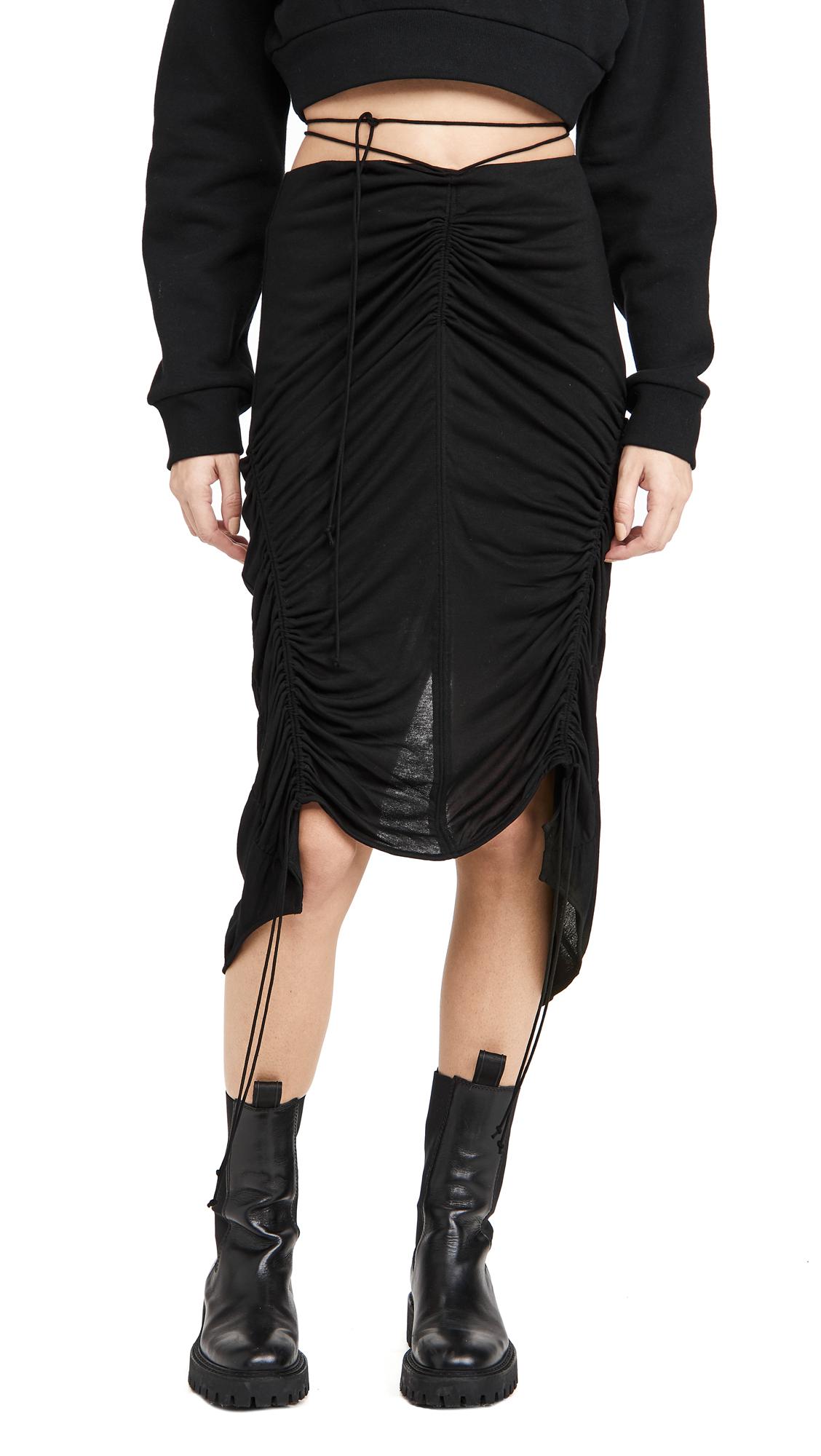 Helmut Lang Scala Skirt