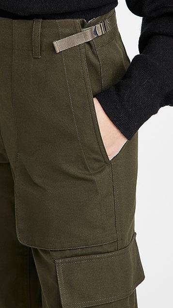 Helmut Lang Patch Pocket Pants
