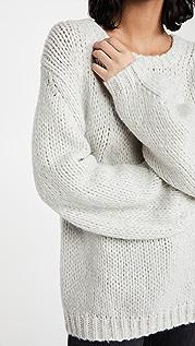 Helmut Lang Alpaca Brushed Sweater