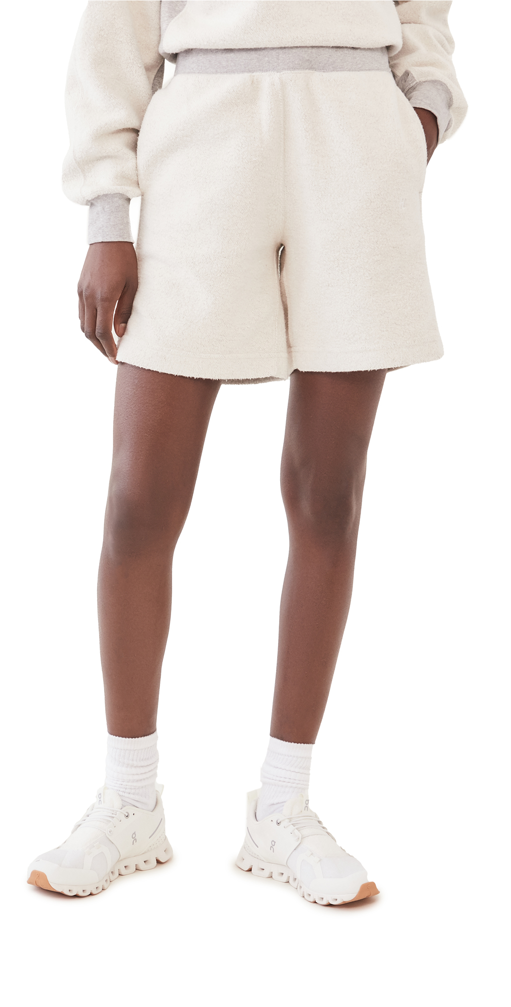 Helmut Lang Cottons INSIDE OUT SHORTS