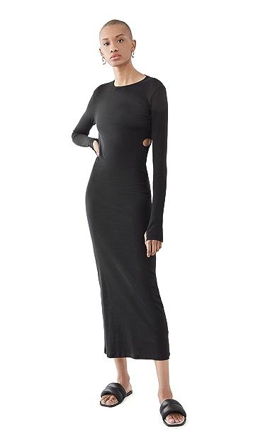 Helmut Lang BK Cutout Dress
