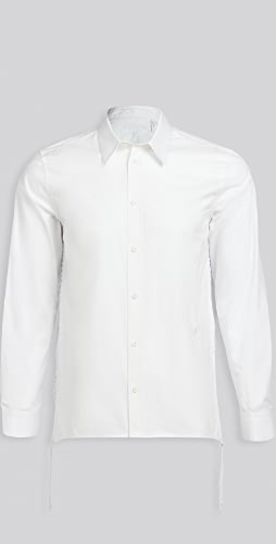Helmut Lang - Laced Button Down Shirt