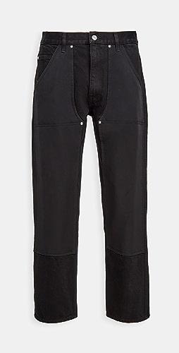 Helmut Lang - Taper Utility Jeans