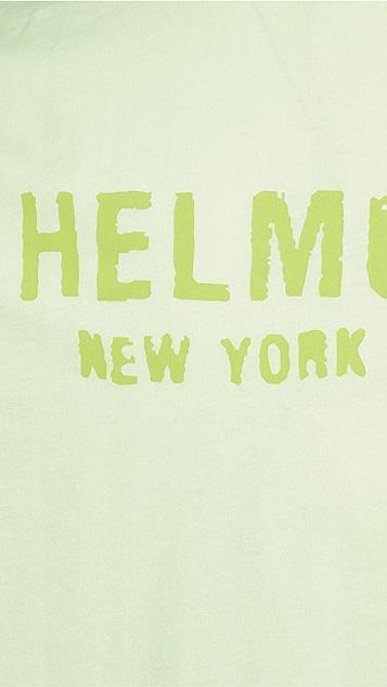 Helmut Lang Avaitor Tee