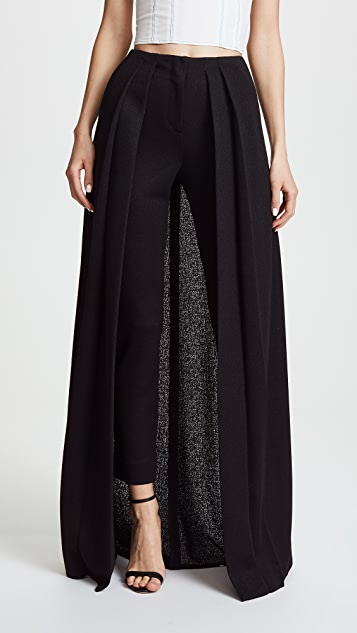 Clearance Shopping Online Hellessy skirt overlay trousers Classic Visa Payment For Sale Largest Supplier Sale Online Visa Payment jyhxBZPn