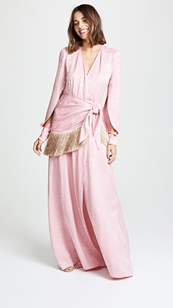 Hellessy Emerson Wrap Dress