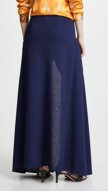 Hellessy Windsor Apron Wrap Pants