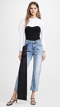 Gresham Jeans with Sash