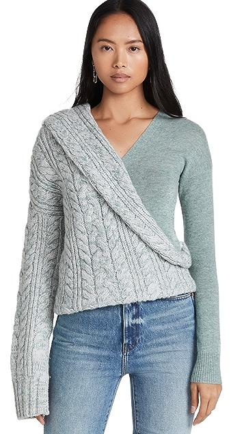 Hellessy Kristina Knit Sweater