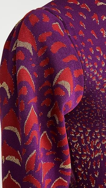 Hayley Menzies Knit Mini Dress