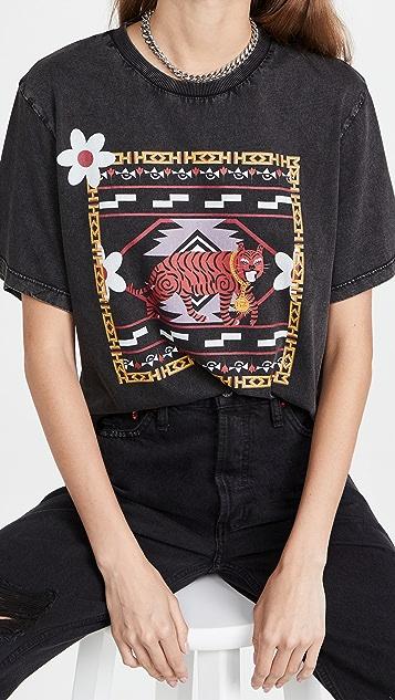 Hayley Menzies Pima Cotton T-Shirt