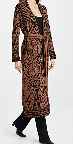 Hayley Menzies - Cotton Jacquard Duster