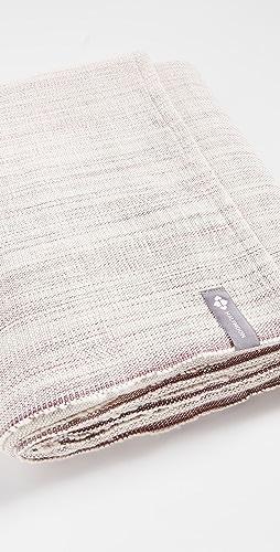 Halfmoon Yoga - Melange Cotton Yoga Blanket
