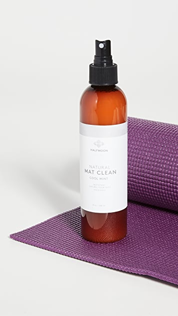 Halfmoon Yoga 8 盎司垫子清洁剂
