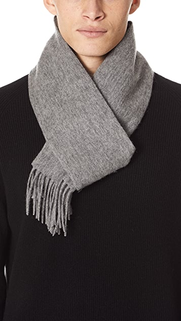 Hogarth Lambswool Solid Scarf