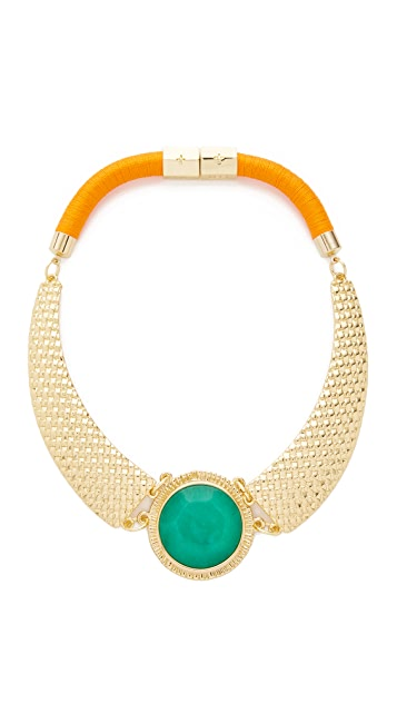 Holst + Lee Rio Grande Statement Necklace
