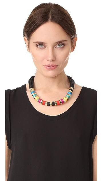 Holst + Lee Connection Colorblock Necklace
