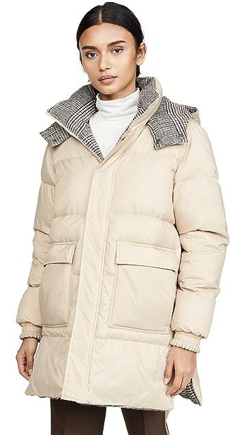 HOLZWEILER Snow 派克大衣