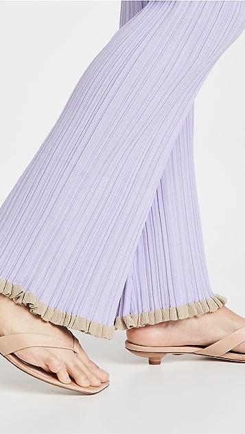 HOLZWEILER Dahlia 针织长裤