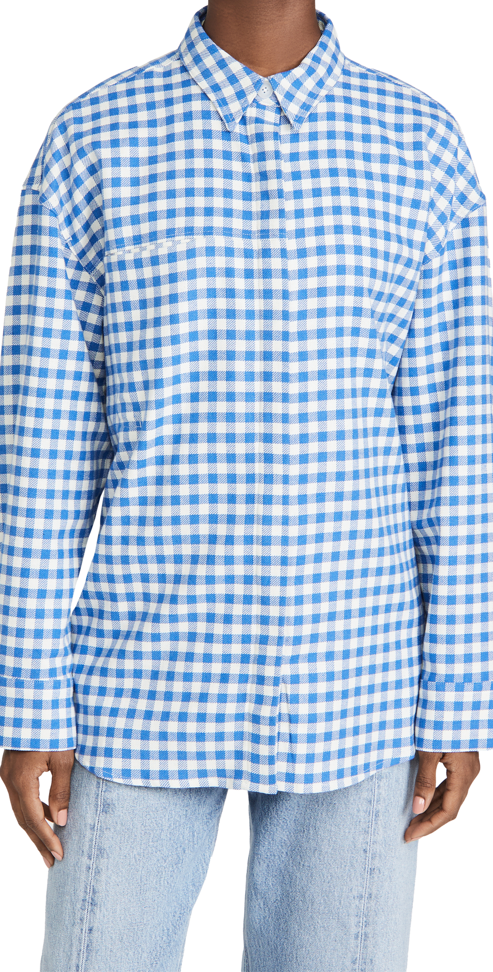 Daisy Check Shirt