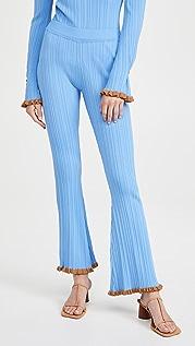 HOLZWEILER Dahlia Knit Trousers