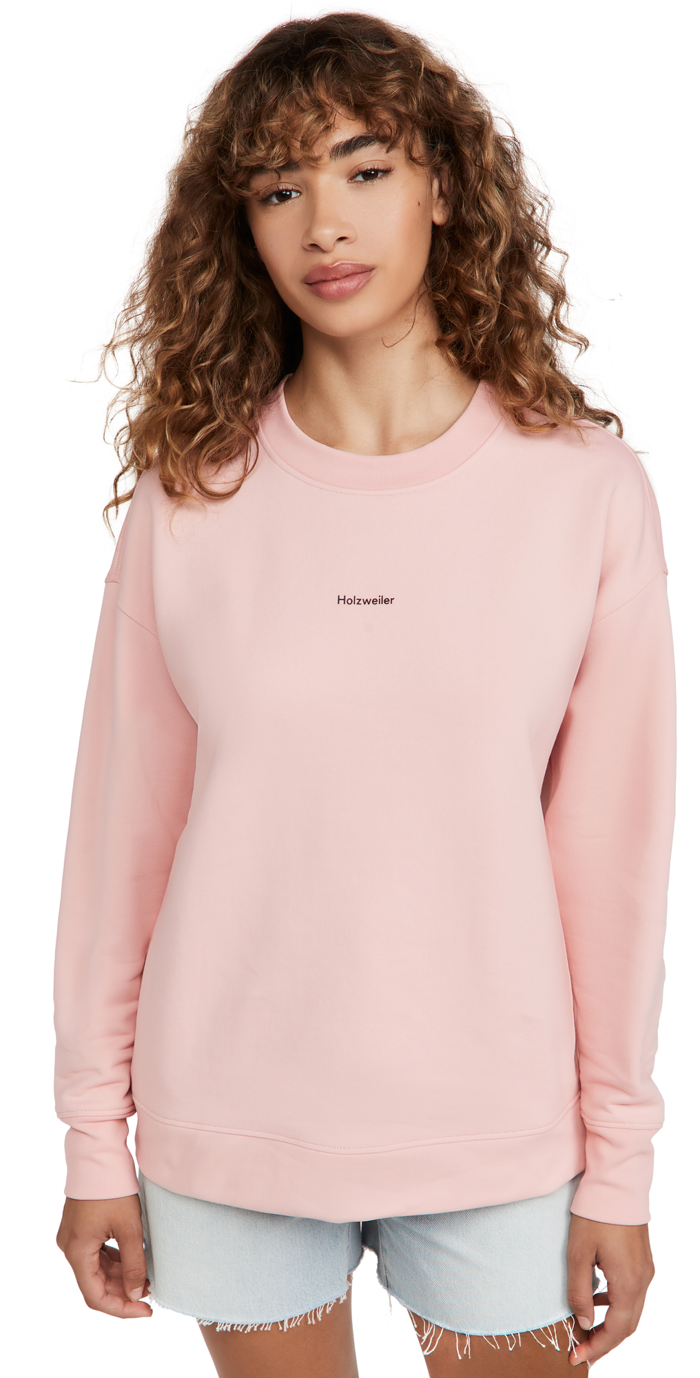 Gina Crew Sweatshirt