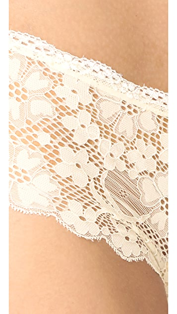 Honeydew Intimates Camellia Lace Hipster