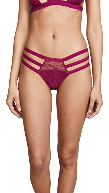 Honeydew Intimates Blair Lace Thong