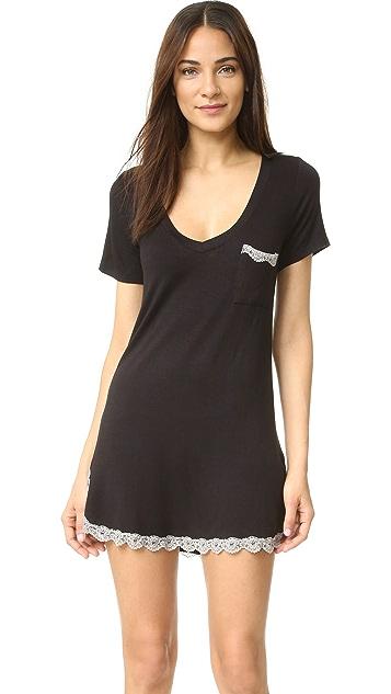 Honeydew Intimates Modern Drifter All American Sleep Shirt