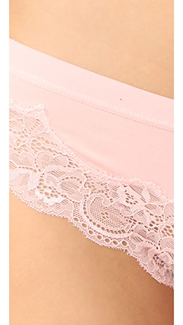 Honeydew Intimates Haley Lace Thong
