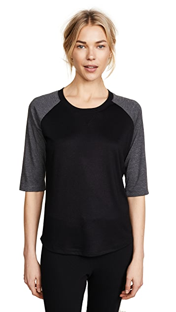 Honeydew Intimates Cozy Cruiser Crew Shirt