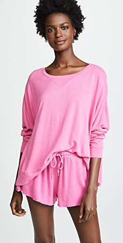 Honeydew Intimates - Starlight French Terry Lounge Sweatshirt