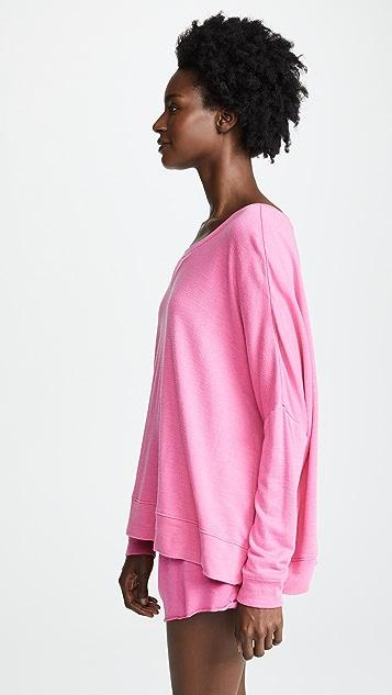 Honeydew Intimates Starlight French Terry Lounge Sweatshirt