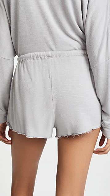 Honeydew Intimates Starlight French Terry Lounge Shorts