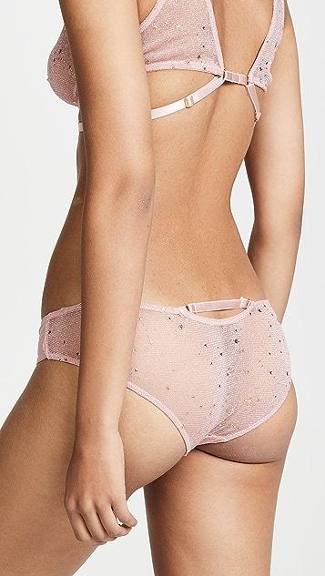 Honeydew Intimates Trinity Foil Star Panty