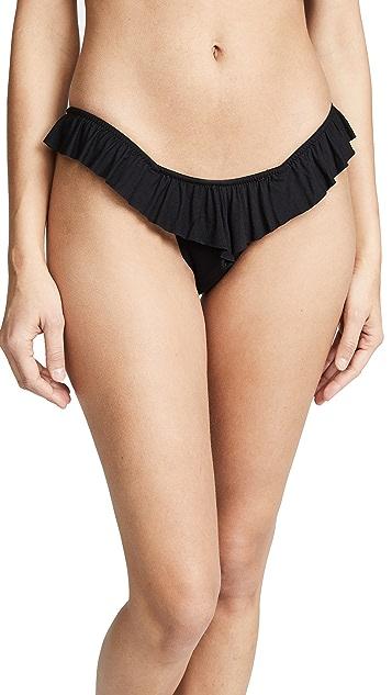 Honeydew Intimates Ruth Modal Ruffle Panties