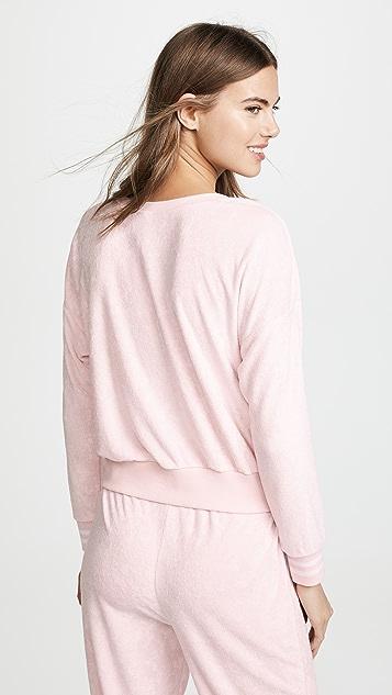Honeydew Intimates Staycation 毛圈布运动衫