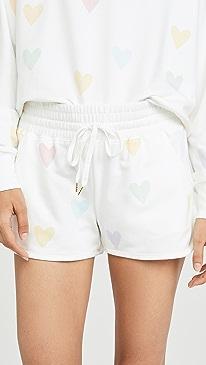 Summer Lover Vintage Shorts