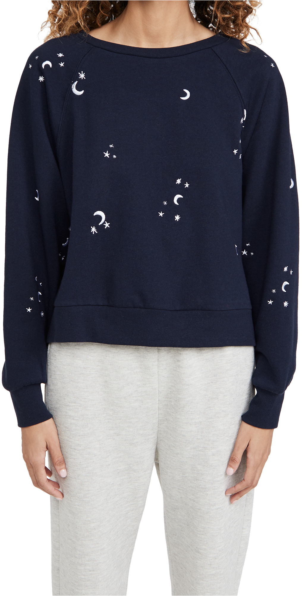 Honeydew Intimates Over The Moon Sweatshirt