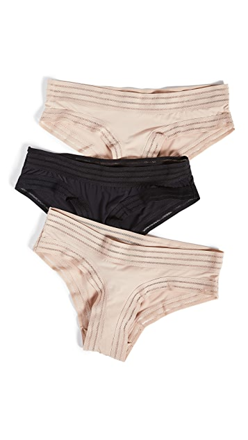 Honeydew Intimates Micki Hipster 3 Pack