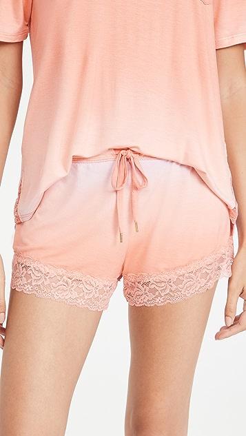 Honeydew Intimates Something Sweet Short Pajama Set