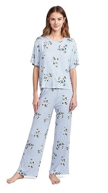 Honeydew Intimates All American Pajama Set