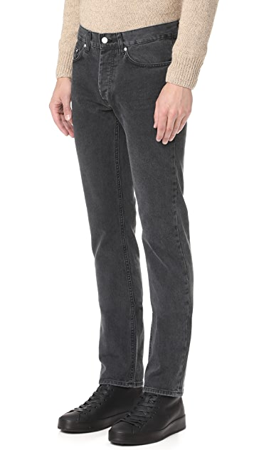 HOPE Purple Denim Jeans