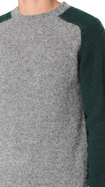 Howlin' Blind Fingers Sweater
