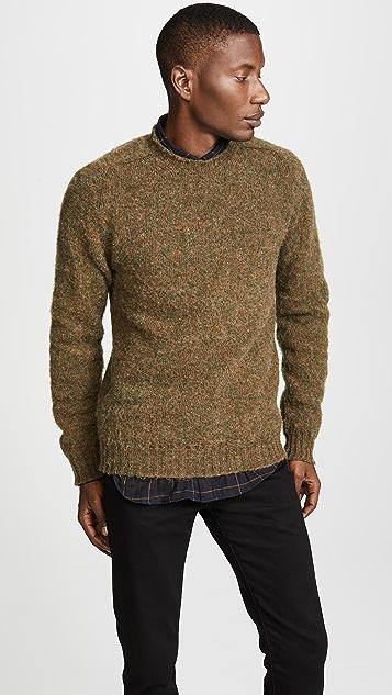 Howlin' Shaggy Bear Sweater
