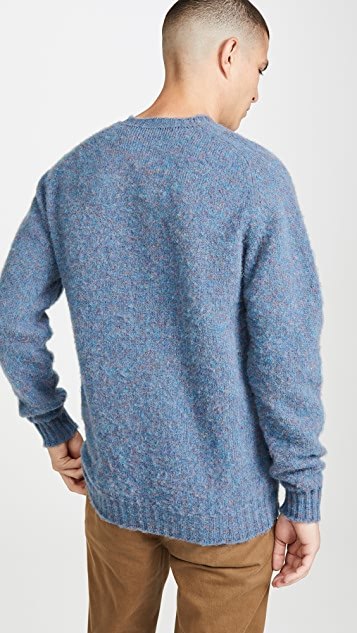 Howlin' Shaggy Bear Sweater